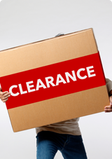 Clearance Deals from Gear4music