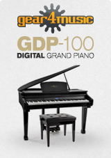Piano Digital de Cauda Baby Grand