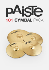 Paste Cymbal Pack