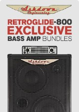 Ashdown Retroglide-800 Exclusive Bass Amp Bundles