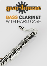 Clarinete Baixo de Gear4music