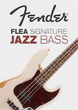 Fender Flea Signature Jazz Bass, Roadworn Shell Pink - Baixo Eléctrico