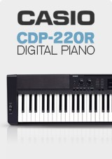 Piano Digital Caxio CDP-220R - Deluxe Pack