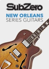 SubZero New Orleans Guitars