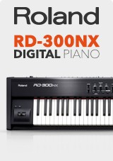 Piano Digital de Roland RD-300NX