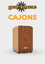 Cajons Gear4music