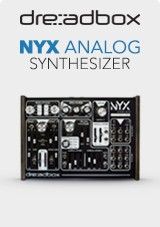 Dreadbox Nyx - Sintetizador Analógico
