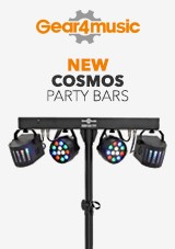 Cosmos Par barras Gear4music