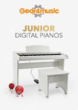 Pianos digitais Gear4music Junior
